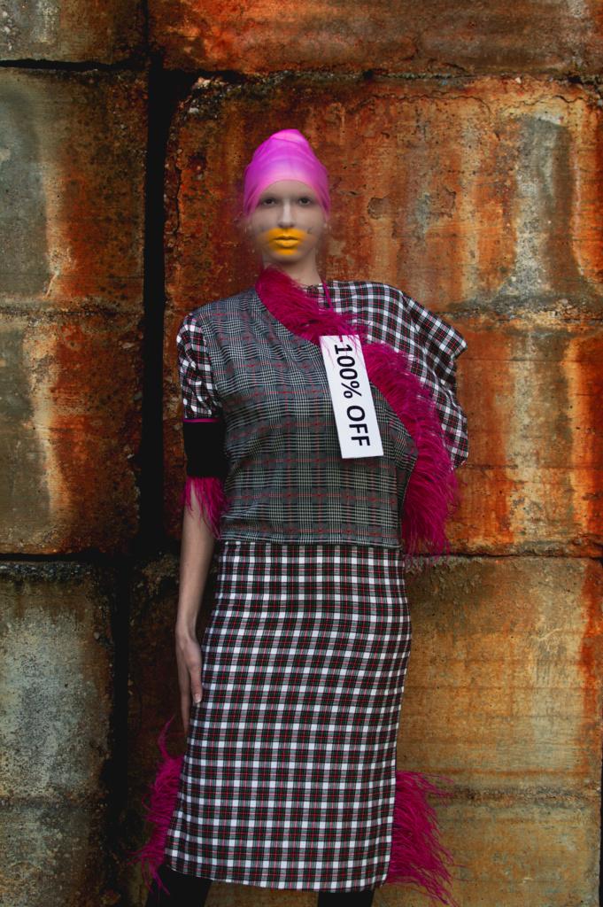 Model: Luisa La Mantia