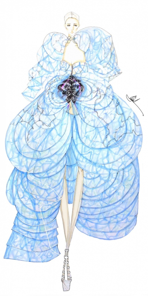 Iris Van Herpen Couture 2020